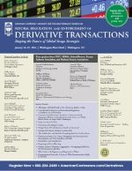 Derivatives Transactions