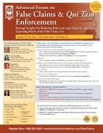 False Claims and Qui Tam Enforcement