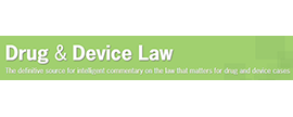Drug and Medical Device Law Blog Logo