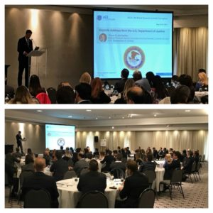 Highlights of Keynote Address at ACI's Brazil Summit on Anti