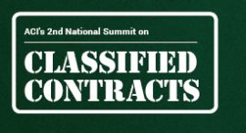 2nd National Summit on Classified Contracts