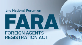 National Forum on FARA