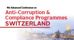 4th Advance Conference on Anti-Corruption & Compliance Programmes Switzerland